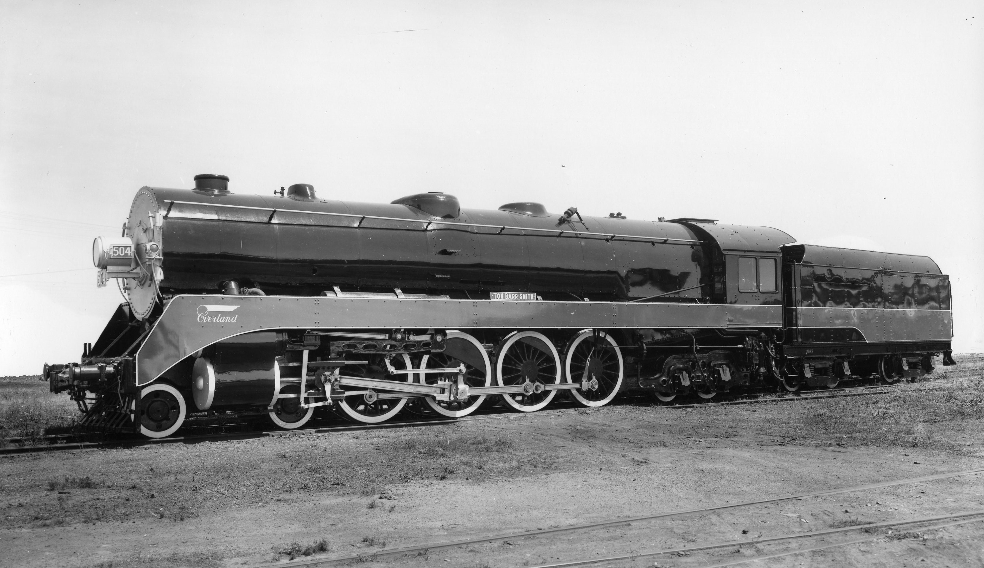 A Brief History on Railways in South Australia - National