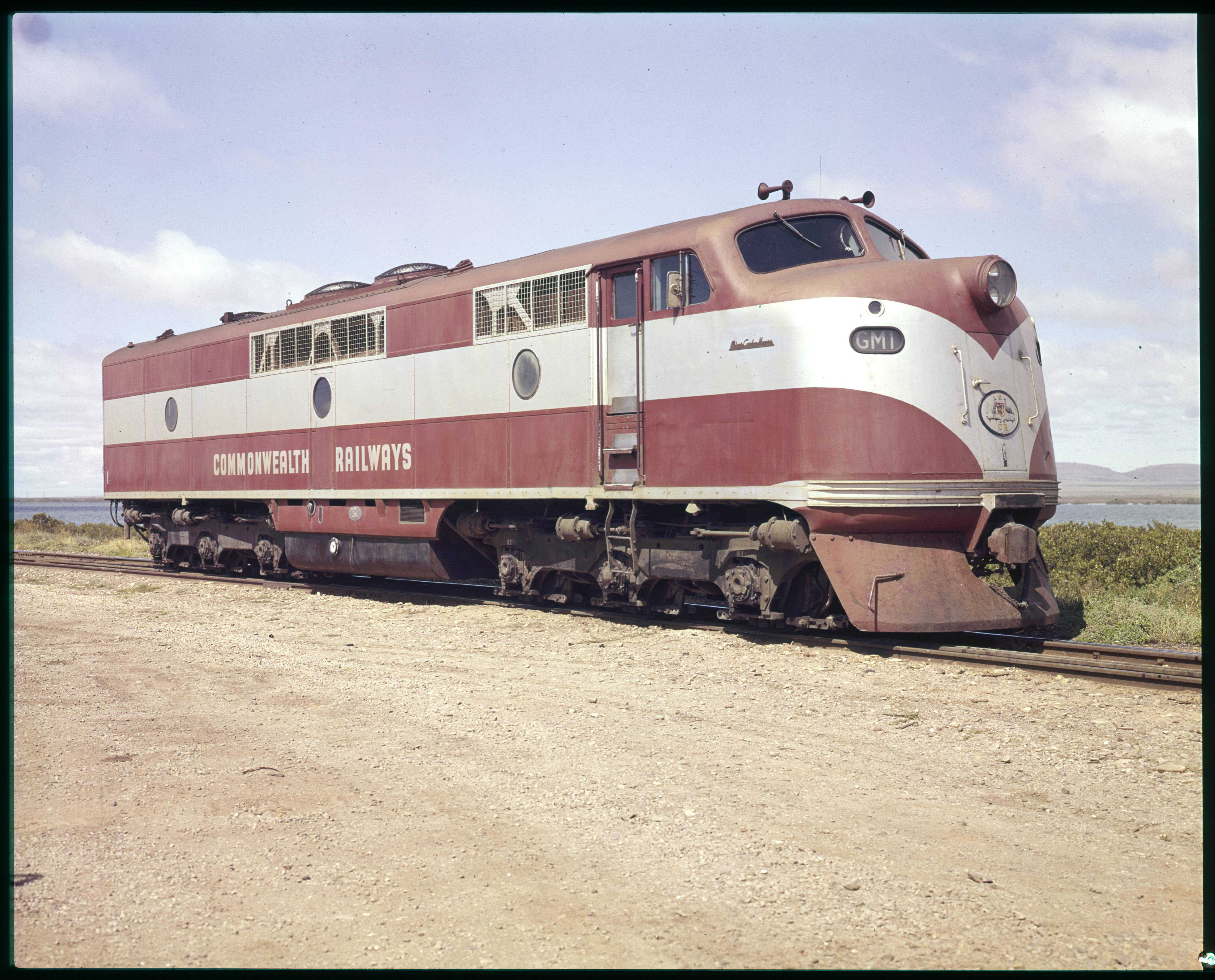A Brief History on Railways in South Australia - National Railway Museum